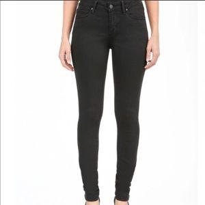 Articles of Society Mya Black Skinny Jeans 30 10